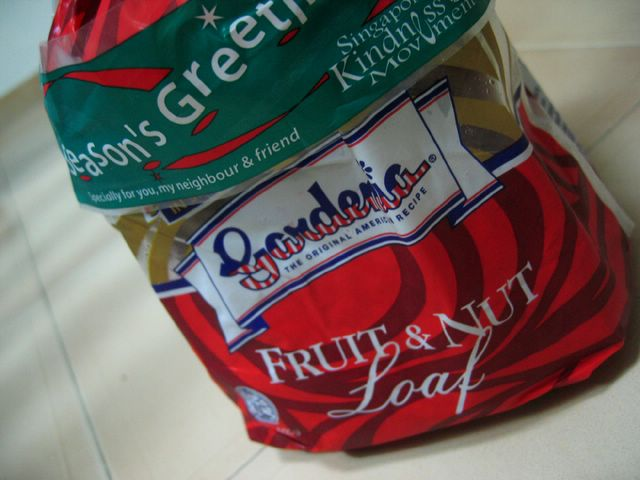 Gardenia Fruit & Nut Loaf