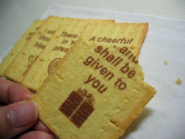 manna biscuit