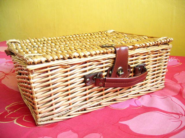 MY picnic basket