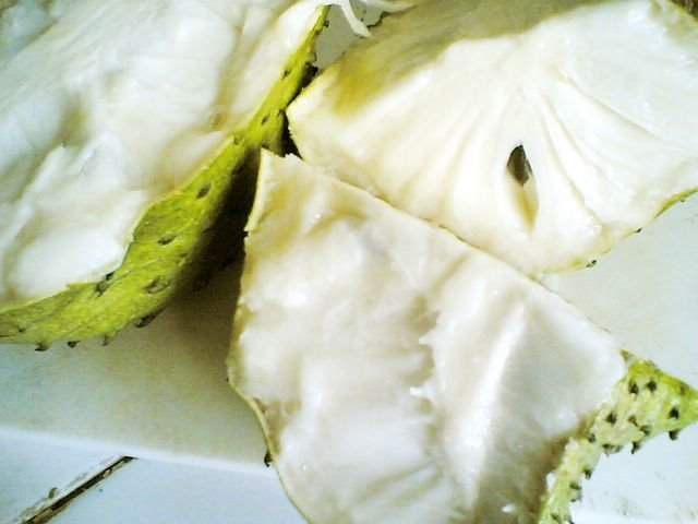 soursop flesh