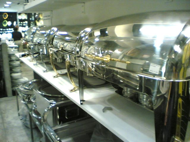 Steel Buffet Food Warmers