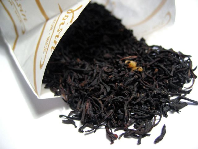 tea leaves from france
