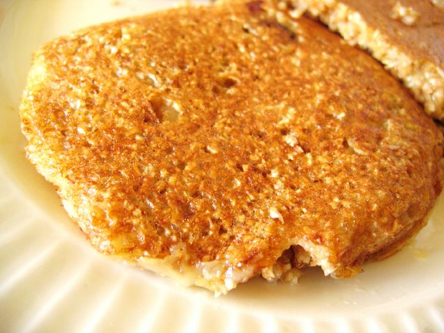 wholemeal pikelet