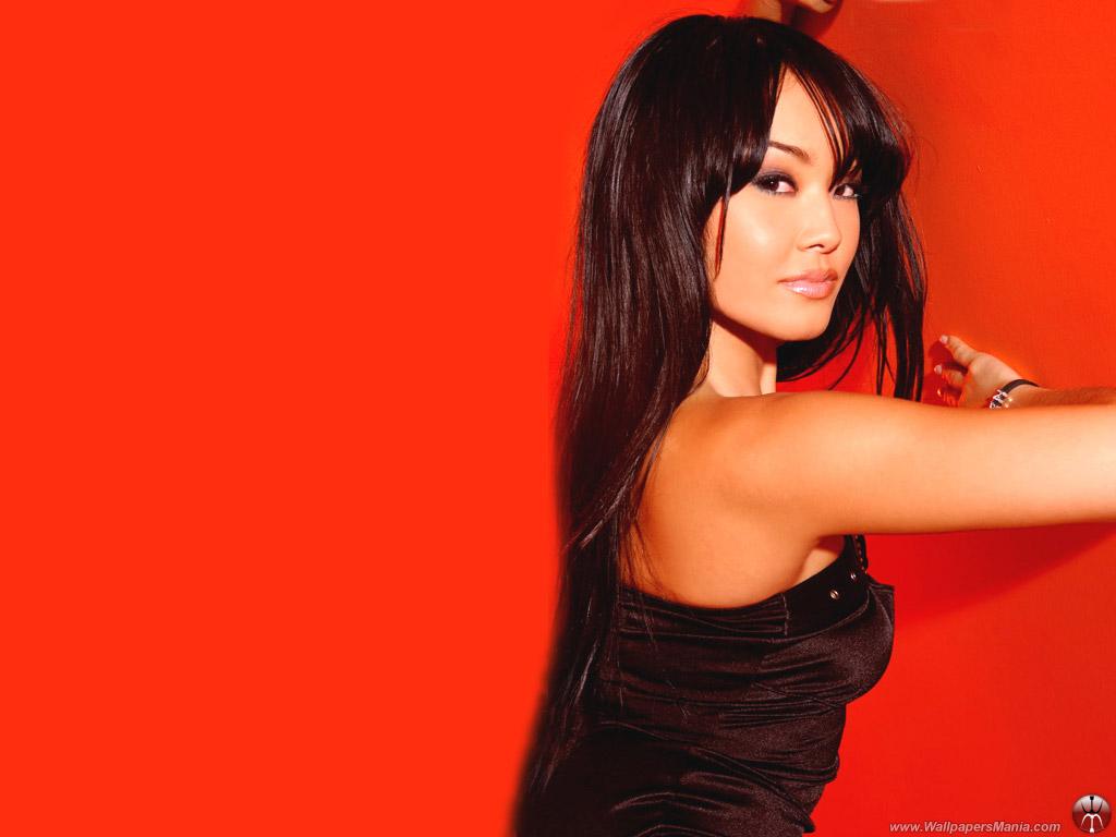 Asian Babes Wallpaper: Natasha Yi. Import model, Korean