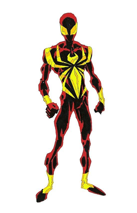 Comicdom: Nuevo traje de Spiderman