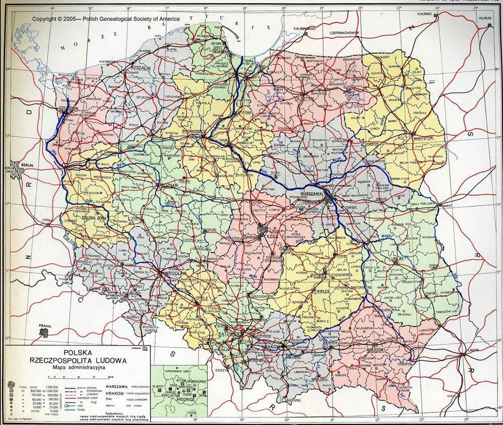 Krakow November 2005