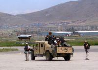 Afghanistan: mercenaries