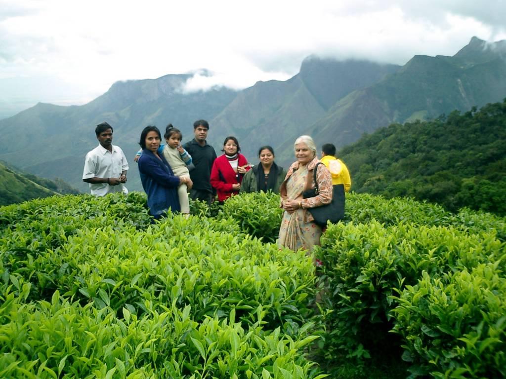 Munnar trip Aug 2003