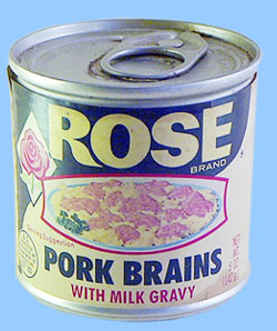 Red devil potted meat