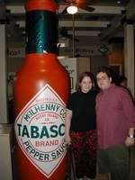 Scott & Julie Do Tabasco
