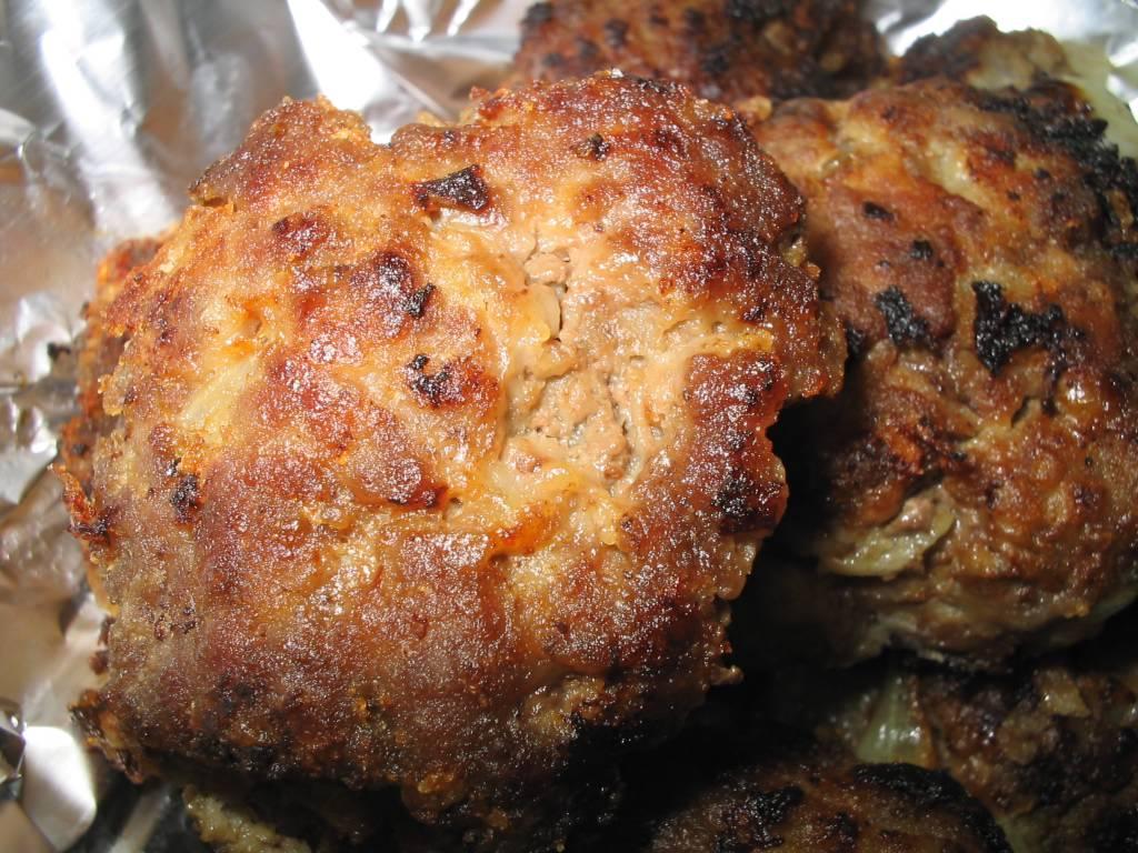 Recipes: Keftethes (Greek meatballs)