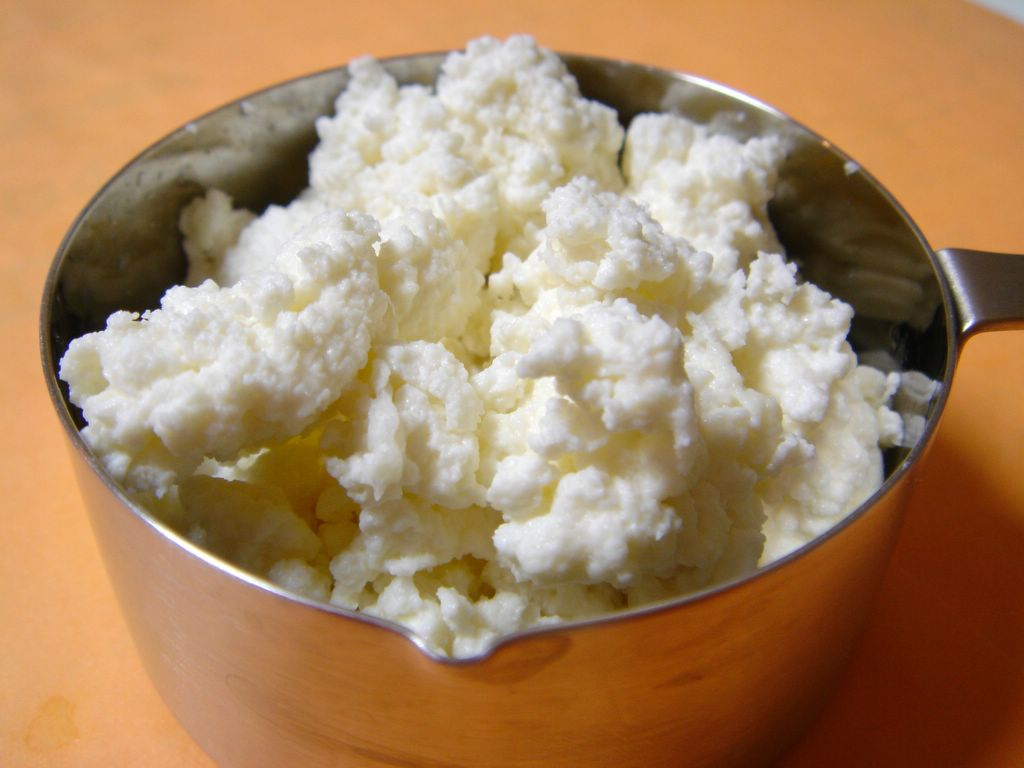 How to cook homemade cottage cheese 13