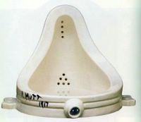 Marcel Duchamp's Urinal