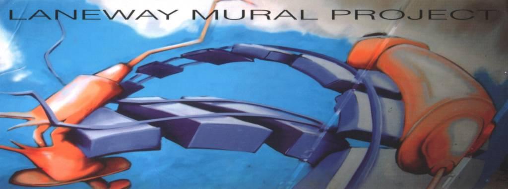 Laneway Murla Project invitation