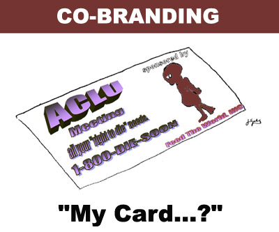 Click for ACLU's card