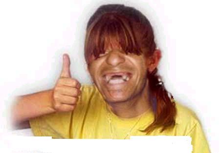 Rostos com rosto Joinha1