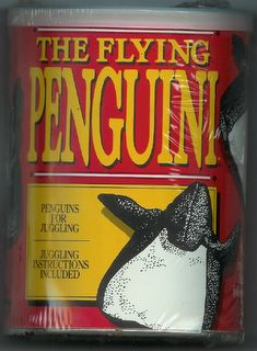 Flying Penguini Juggling Kit