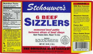 Beef Sizzlers.  Is there anything they can't do?
