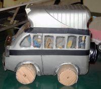 Um carro janota