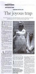 The East African, 7 a 13 de Março de 2005