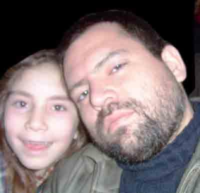 AM y su hija