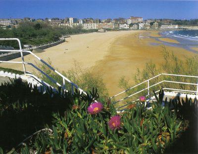 playa sardinero Santander