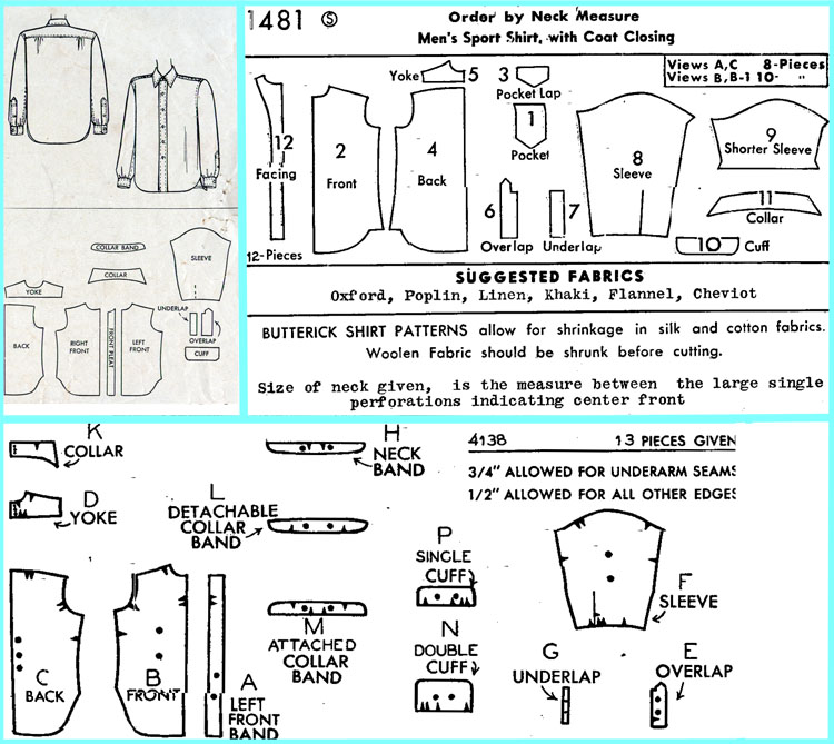 Off The Cuff Sewing Style Vintage Pattern Drafts