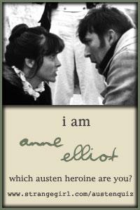 I am Anne Elliot!