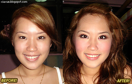 xiaxue Before and After