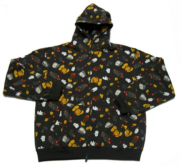 Baby milo hoodie