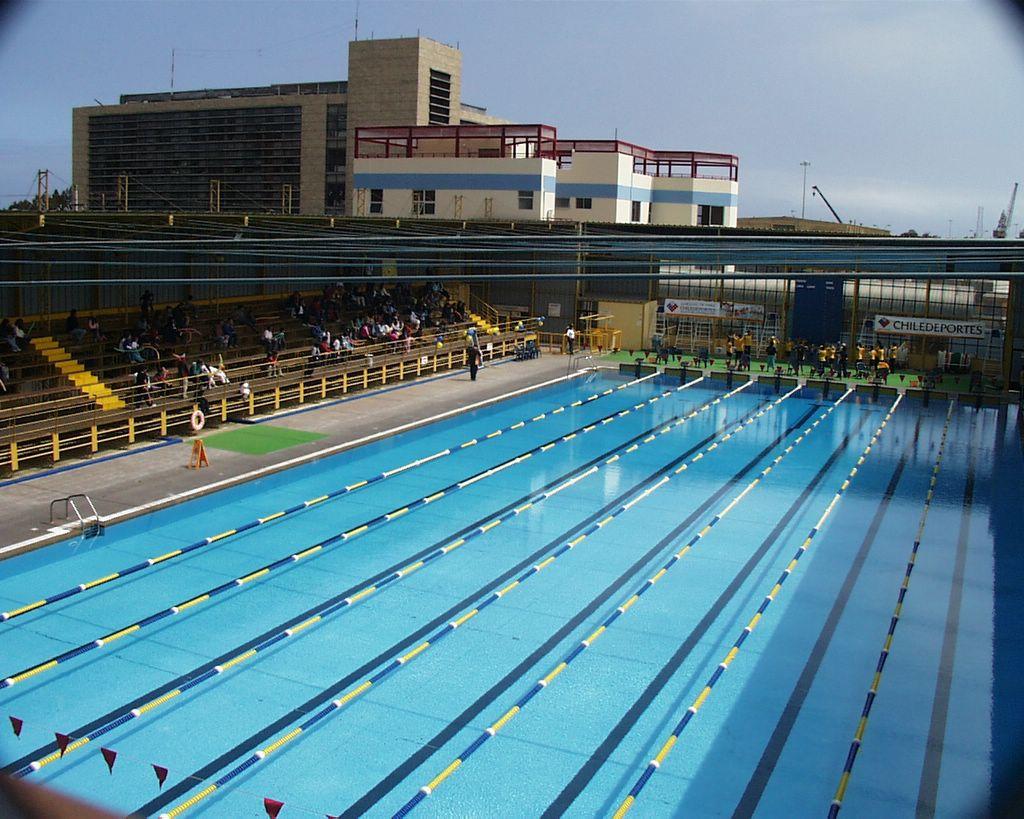 piscina ol mpica de antofagasta