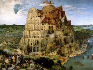 Brueghel - Babel