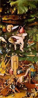 Hyeronimus Bosch - The Garden of Delight