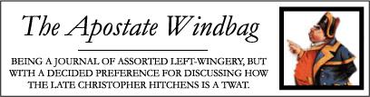 Apostatewindbag  homepage
