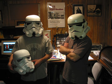 Brother Storm Troopers