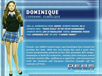Dominique, French, Sex Addict