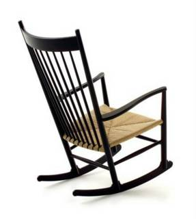 hans wegner j16 rocking chair rocker danish furniture