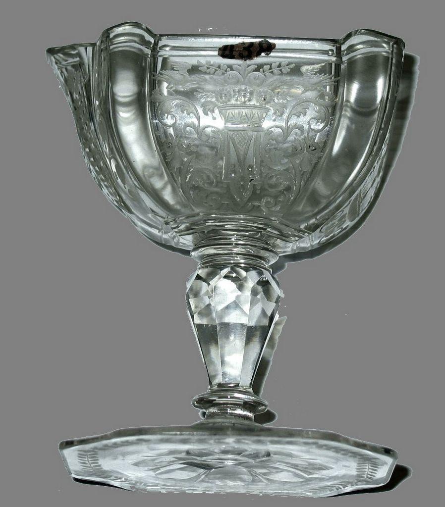 Expert en meubles et objets d 39 art avril 2005 - Couper du verre sans coupe verre ...