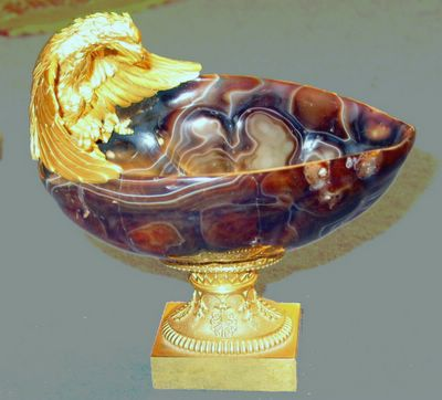 coupe agate
