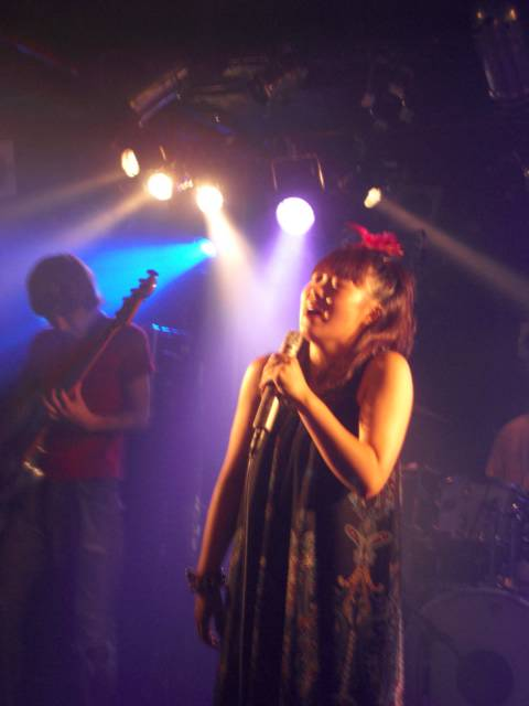 Japan Live: Yumi's Rock 'n' Roll Scream (Orange Plankton)