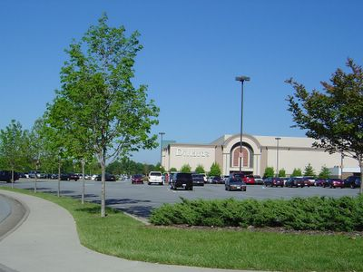 Dillard's, Four Seasons Town Centre, Greensboro, North Carolina