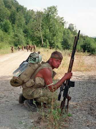 Убийство Российских Солдат В Чечне
