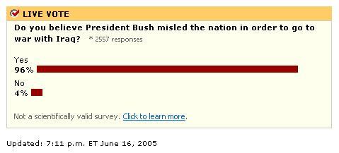 Go Vote at MSNBC