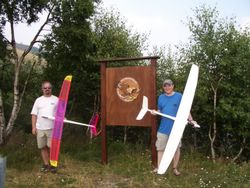 Roberto e Francesco a Bielmonte