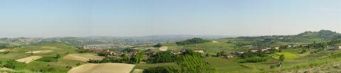Panorama San Martino Alfieri