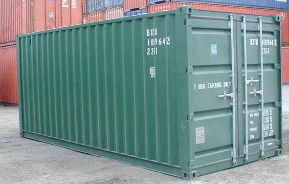Vida en containers bv for Container en