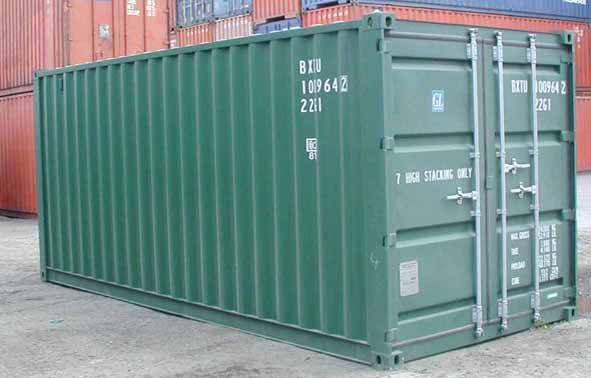 Vida en containers bv for Un container