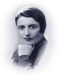 I'd have to say Ayn Rand provided a kind of an intellectual slap in the face to a lot of the things I just thought were unassailable.