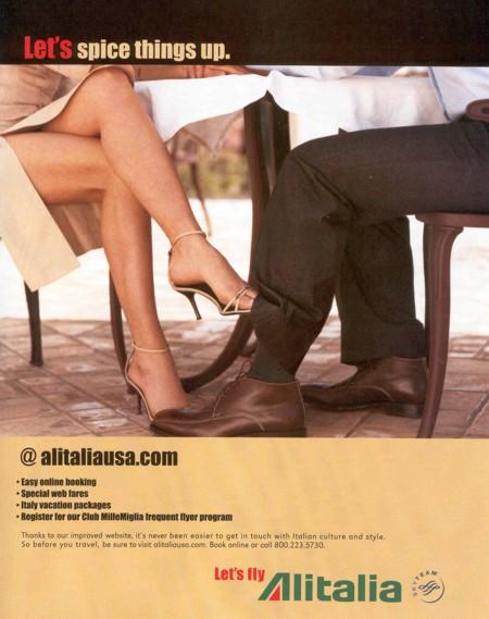 Alitalia girls pantyhose picks