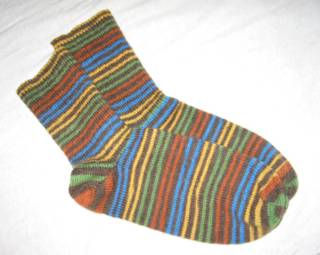 Regia Mini-Ringel Socks